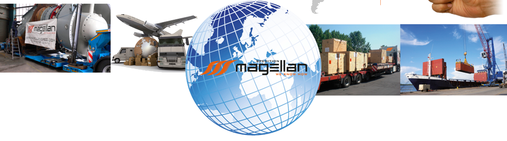 Magellan Spedition - We Know How